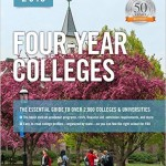 Petersons Four-Year Colleges Book Cover