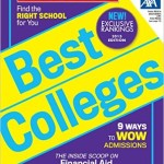 US News Best Colleges Book Cover