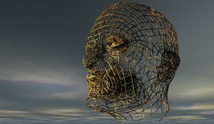 Pixabay Human Head in Wire