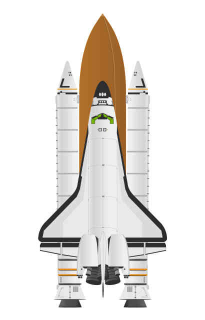 Unrestricted Stock Space Shuttle