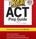 Act Prep Guide Book Cover