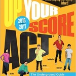 Up Your ACT Score Book Cover