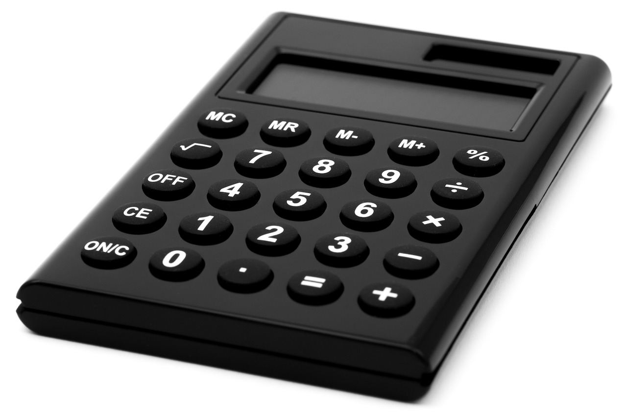 Pixabay Calculator
